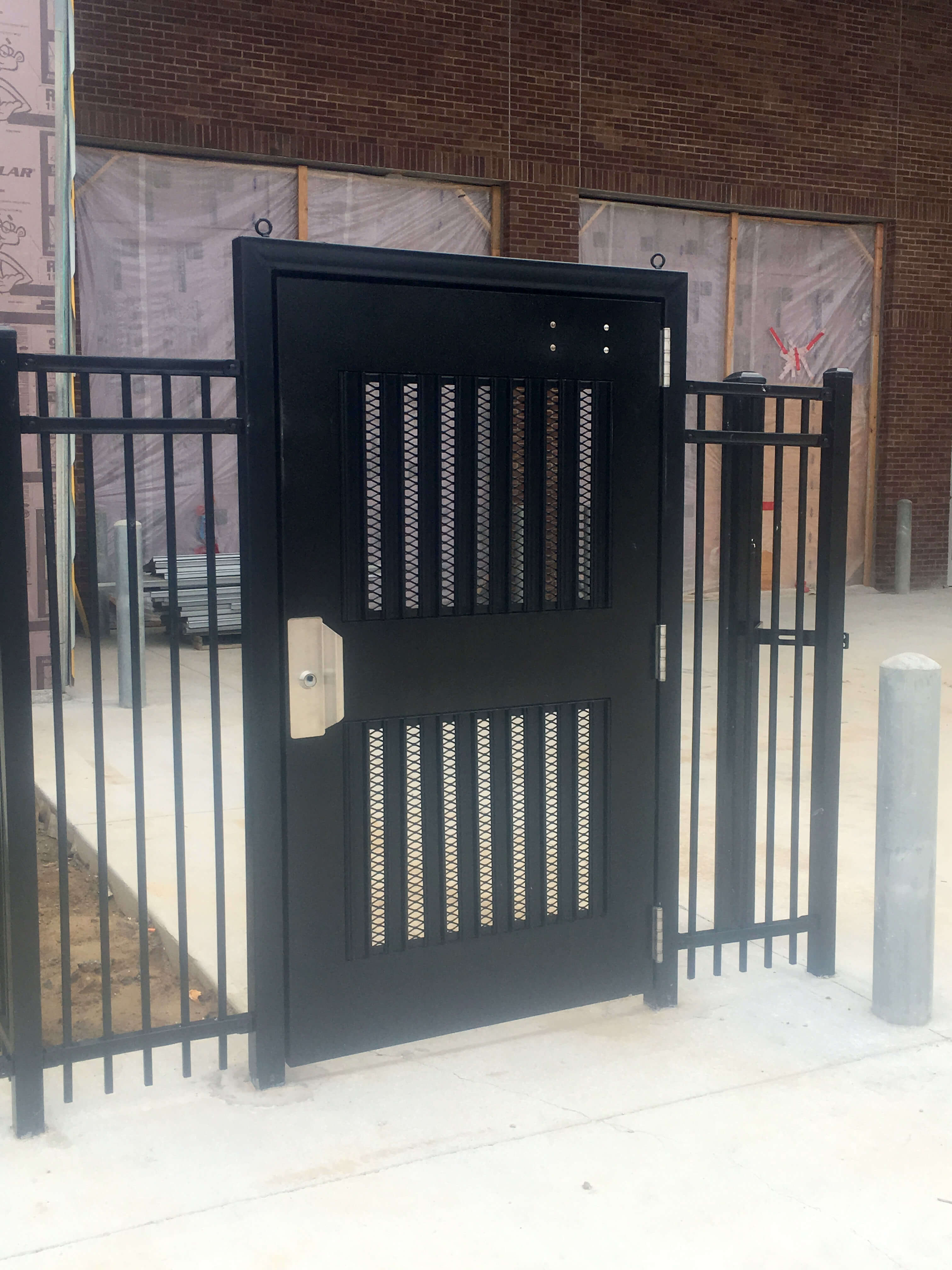 Egress Gate